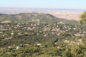 Albalate de Zorita – Ortsansicht