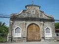 0226jfPoblacion Park Hall Church Arayat Pampanga National Roadfvf 14.JPG