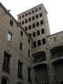 05 Plaça Reial, mirador del Rei Martí i palau del Lloctinent.jpg