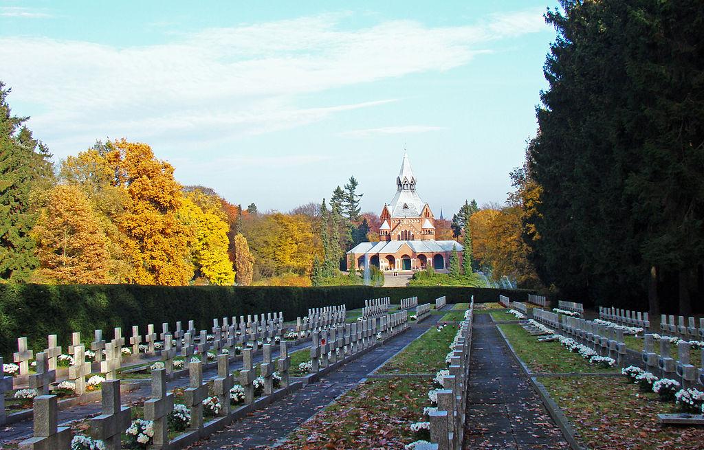 1010 Cmentarz Centralny Szczecin SZN 0
