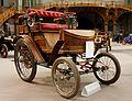 110 ans de l'automobile au Grand Palais - Hurtu dos-à-dos - 1896 - 001.jpg