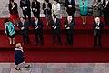 11 Marzo 2018, Pdta. Bachelet y Ministros participan de foto oficial previo al cambio de mando. (25876772737).jpg