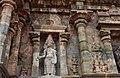 12th century Airavatesvara Temple at Darasuram, dedicated to Shiva, built by the Chola king Rajaraja II Tamil Nadu India (86).jpg