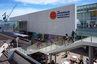 Anpanman - The façade of Kobe Anpanman Children's Museum & Mall