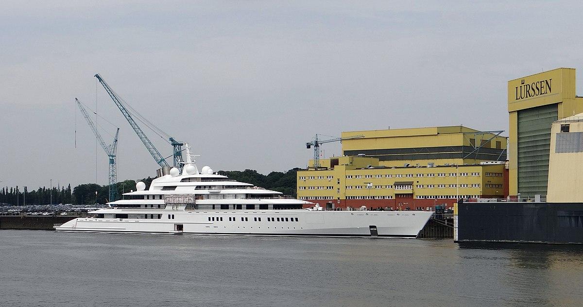 azzam  yacht