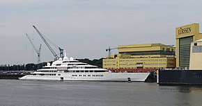 List of motor yachts by length - Wikipedia