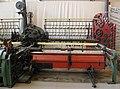 134 mNACTEC, la Fàbrica Tèxtil, màquina de filar selfactina.jpg
