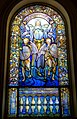 13 Blessed are ye when Men Shall Revile You and Persecute You, Osgood Memorial Window, November 30, 1930, Louis C. Tiffany - Arlington Street Church - Boston, Massachusetts - DSC07016.jpg