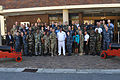 141118-N-ZZ999-002 Participants of the final planning event for Exercise Cutlass Express 2015 pose for a group photo.jpg
