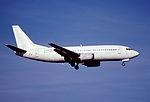 148bu - JAT Yugoslav Airlines Boeing 737-3H9, YU-ANW@ZRH,28.09.2001 - Flickr - Aero Icarus.jpg