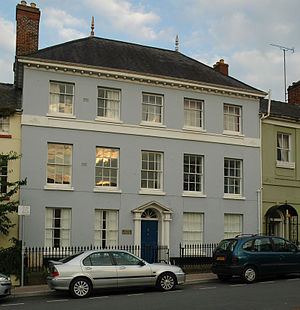 The Dispensary, Monmouth - Old Dispensary, St James Square