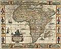 1658 map of Africa by Robert Walton.jpg