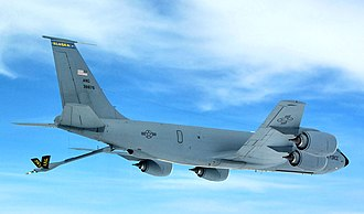 168th Wing - 168th Air Refueling Squadron - Boeing KC-135R Stratotanker 63-8876