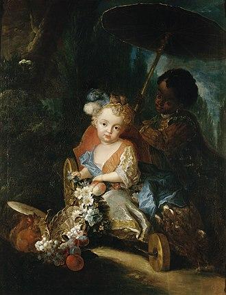 Sophia Dorothea of Hanover - Image: 1707 Friedrich Ludwig