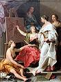 1740 Batoni Allegorie der Künste anagoria.JPG