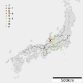 1855 Hida earthquake intensity.png