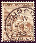 1893 2p CGH Kimberley Yv35 SG50a.jpg