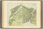 1901 maps of The Dardanelles and the Troad and The Bosphorus and Constantinople.jpg