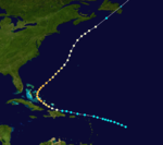 1908 Atlantic hurricane 6 track.png