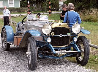Vauxhall A-Type - 16-20 h.p. 1914