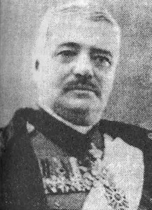 Ernest Broșteanu - Image: 1916 Generalul Ernest Brosteanu
