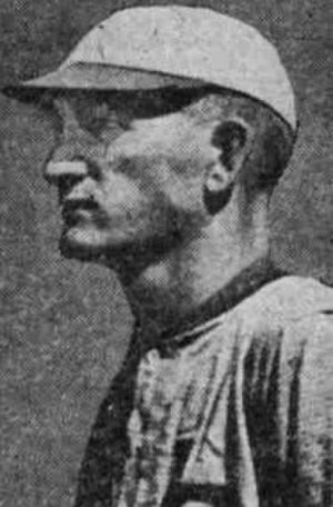 Jim Galloway (baseball) - Image: 1917 Jim Galloway