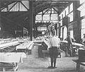 1918 - Camp Crane - Dining Hall under Fairgrounds.jpg