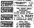 1921 Gordons theatres BostonGlobe 31March.png