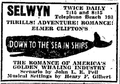 1922 Selwyn theatre BostonGlobe Dec1.png