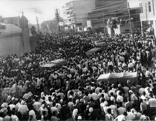 1958 revolution in Iraq