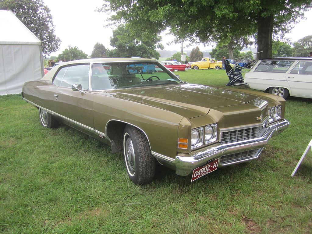Chevy  Door Show Car