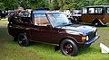1974 Range Rover 'State I Royal Review Vehicle' (7567437544).jpg