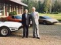 1979 Caprie Nuccio Bertone e Chuck Jordan.jpg