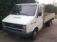 1980 Iveco Daily front.jpg