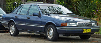 1989–1991 Ford DA II LTD - Ford Fairlane (Australia)