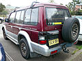 1991-1993 Mitsubishi Pajero (NH) GLS wagon 01.jpg