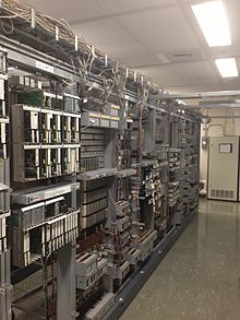 Number One Electronic Switching System Wikipedia