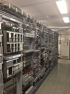 Number One Electronic Switching System