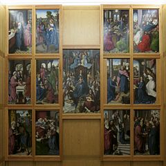 Polyptych of the Évora Cathedral