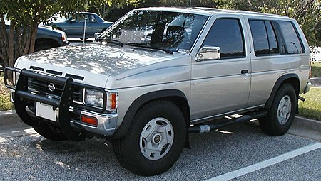 Jerry hirshberg wikivividly 1986 nissan pathfinder fandeluxe Images