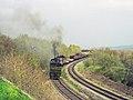 2ТЭ10В-4333, Russia, Saratov region, Bagaevka - Burkin stretch (Trainpix 201831).jpg