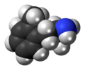 2-Methylamphetamine molecule spacefill.png