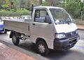 2000 Piaggio Porter pickup front.jpg