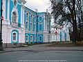 2003年斯莫尔尼大教堂 Smolny Cathedral-Смольный собор - panoramio.jpg