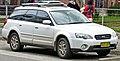 2003-2006 Subaru Outback 2.5i station wagon (2010-07-10) 01.jpg
