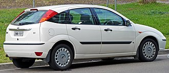 Ford Focus - Ford Focus hatch (first generation)