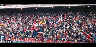 Torcida do Atlético de Madrid em 2005 63046d4b4be9e