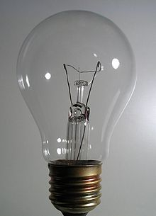 Hvordan fungerer en lyspære