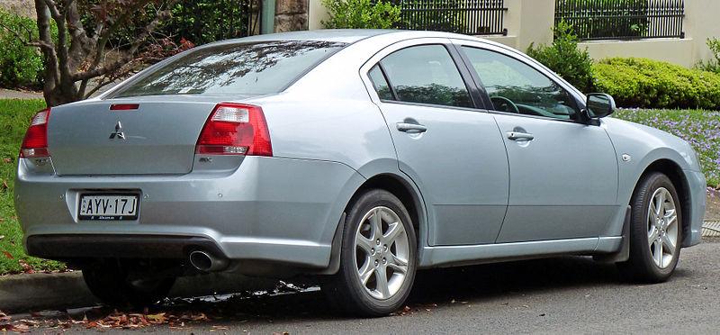 File:2006-2007 Mitsubishi 380 (DB II) SX sedan 03.jpg