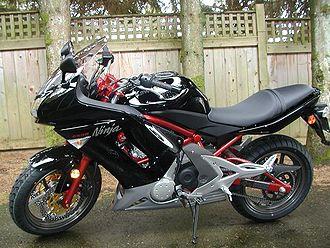 Kawasaki Ninja 650R - 2006 Ninja 650R
